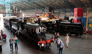 National Rail Museum, York